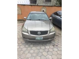 2006 Nissan Altima Gray
