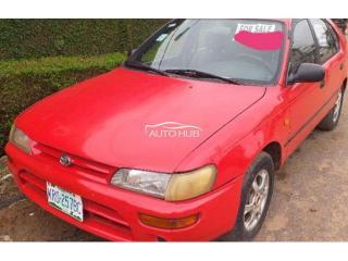 Used 2001 Toyota Corolla Xli