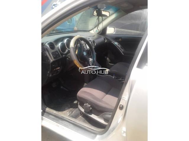 2005 Toyota Matrix Silver