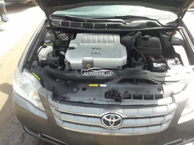 2008 Toyota Avalon Gray
