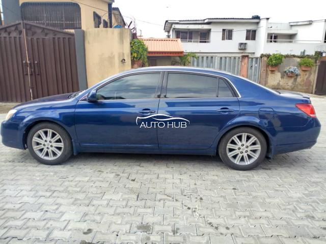 2007 Toyota Avalon Blue