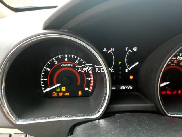 2013 Toyota Highlander Gray