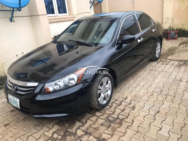 2009 Honda Accord Black