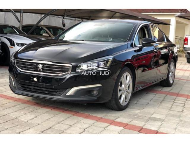 2016 Peugeot 508 Black