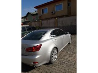 2007 Lexus IS 250 Silver
