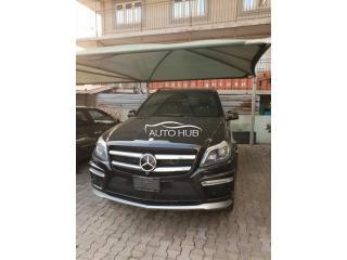 2018 Mercedes Benz GL 63 AMG