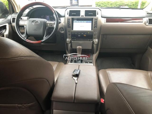 2011 Lexus GX 460 Gray