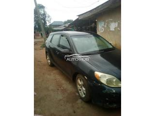 2004 Toyota Matrix Black