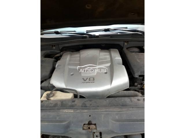 2005 Lexus GX 470 Black