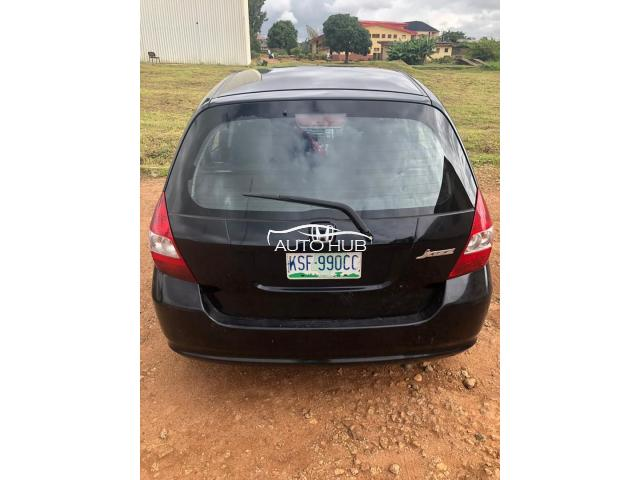 2006 Honda Jazz Black