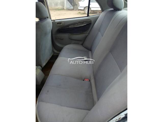 2001 Toyota Corolla Silver