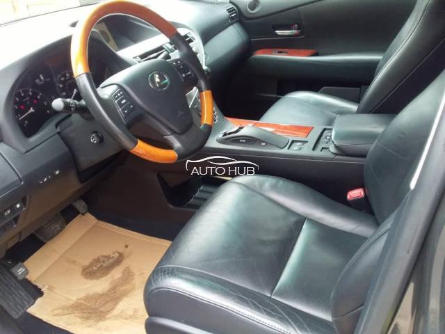 2010 Lexus RX 350 Black
