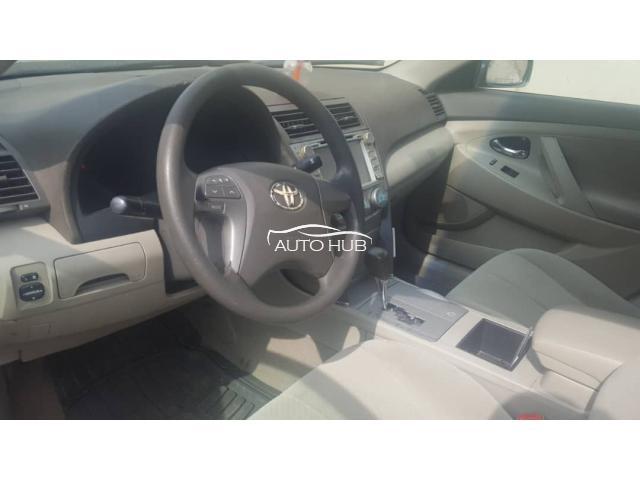 2008 Toyota Camry Gray