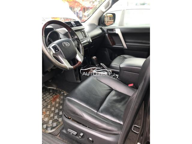 2015 Toyota Prado Black