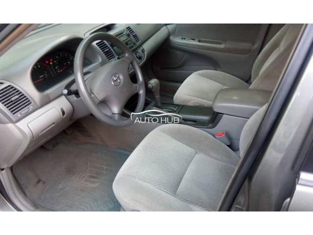 2003 Toyota Camry Gray