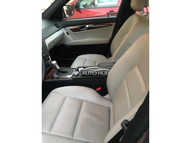 2010 Mercedes Benz C 300 Gray