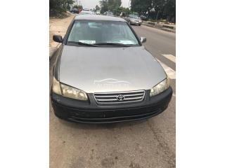 2000 Toyota Camry Gray