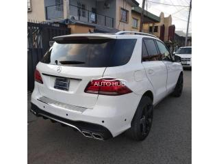 2015 Mercedes Benz GLE 63 S