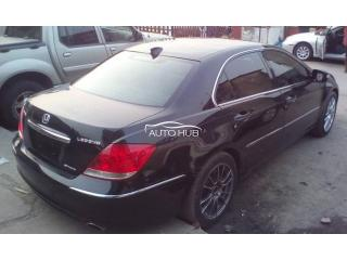2009 Honda Legend Black