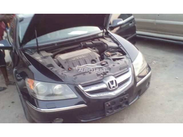 2009 Honda Legend Black