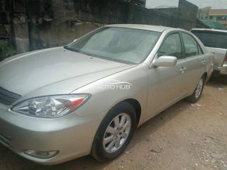 2004 Toyota Camry XLE Silver