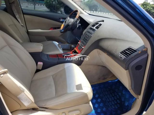 2008 Lexus ES 350 Blue