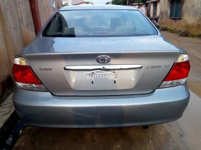 2005 Toyota Camry XLE Gray