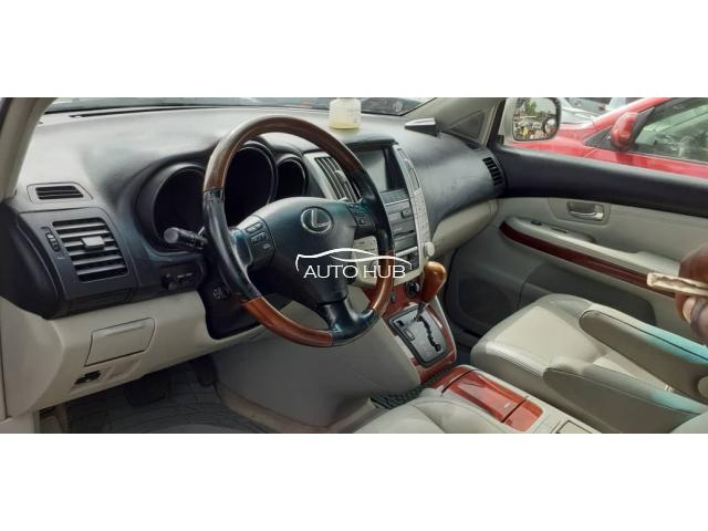 2006 Lexus RX 330 Gold