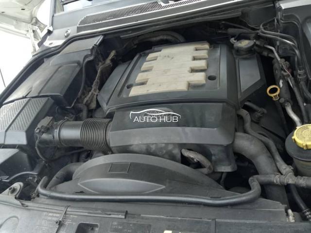 2006 Range Rover Sport White