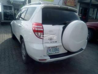 2010 Toyota Rav 4 White