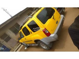 2004 Nissan Xterra Yellow
