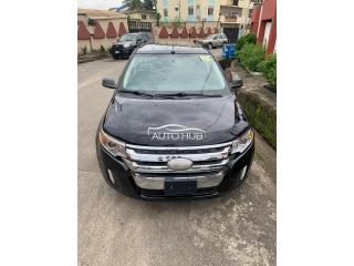 2012 Ford Edge Black