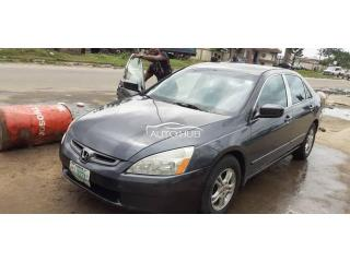2004 Honda Accord Black