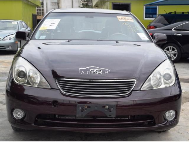 2005 Lexus ES 330 Black