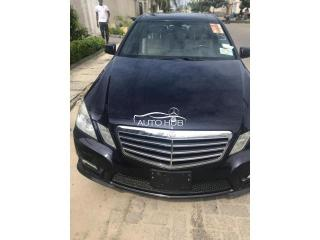 2010 Mercedes Benz E 350 Black