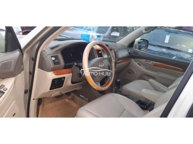 2003 Lexus GX 470 Gray