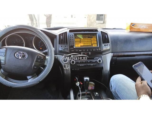 2008 Toyota Landcruiser VXR