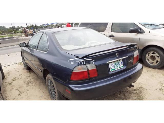 1996 Honda Accord Coupe