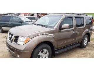 2005 Nissan Pathfinder Brown