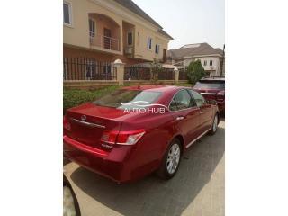 2012 Lexus ES 350 Red