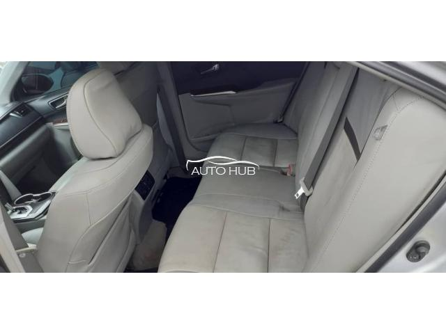2013 Toyota Camry Silver