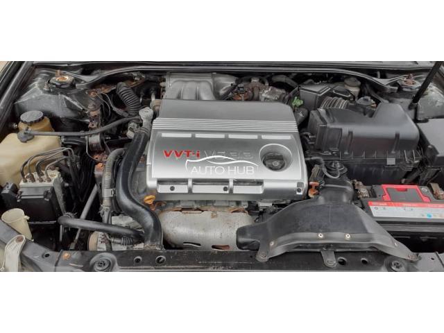 2002 Toyota Camry Black