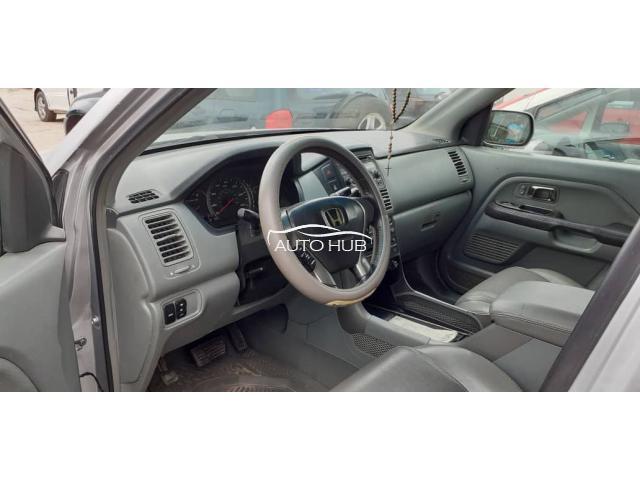 2003 Honda Pilot Silver