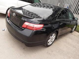 2007 Toyota Sienna SE Black