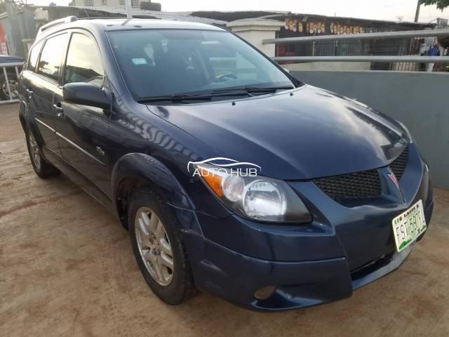 2003 Toyota Vibe Black