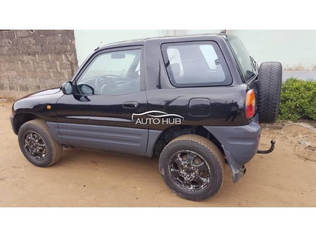 1990 Toyota Rav 4 Black