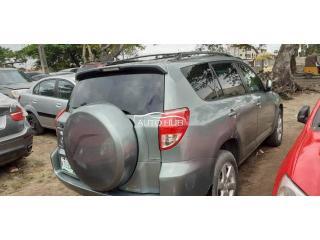 2008 Toyota Rav 4 Gray