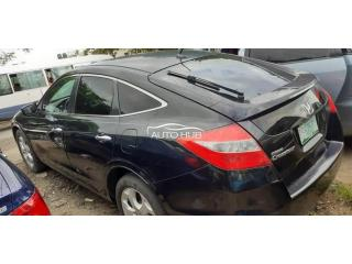 2010 Honda Crosstour Black