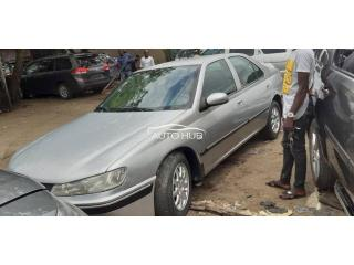 2006 Peugeot 406 Silver