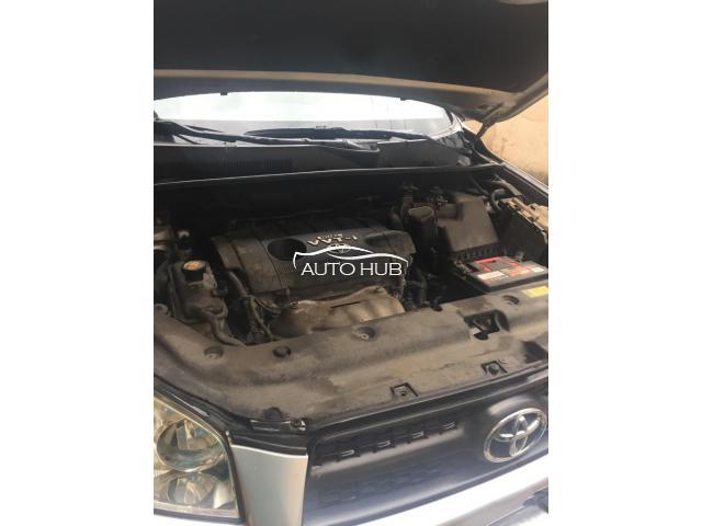 2010 Toyota Rav 4 Gray